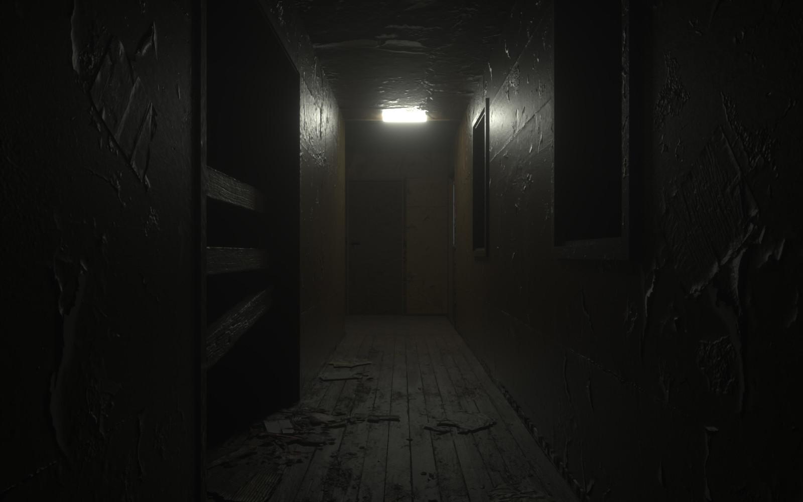 First Lighting Idea