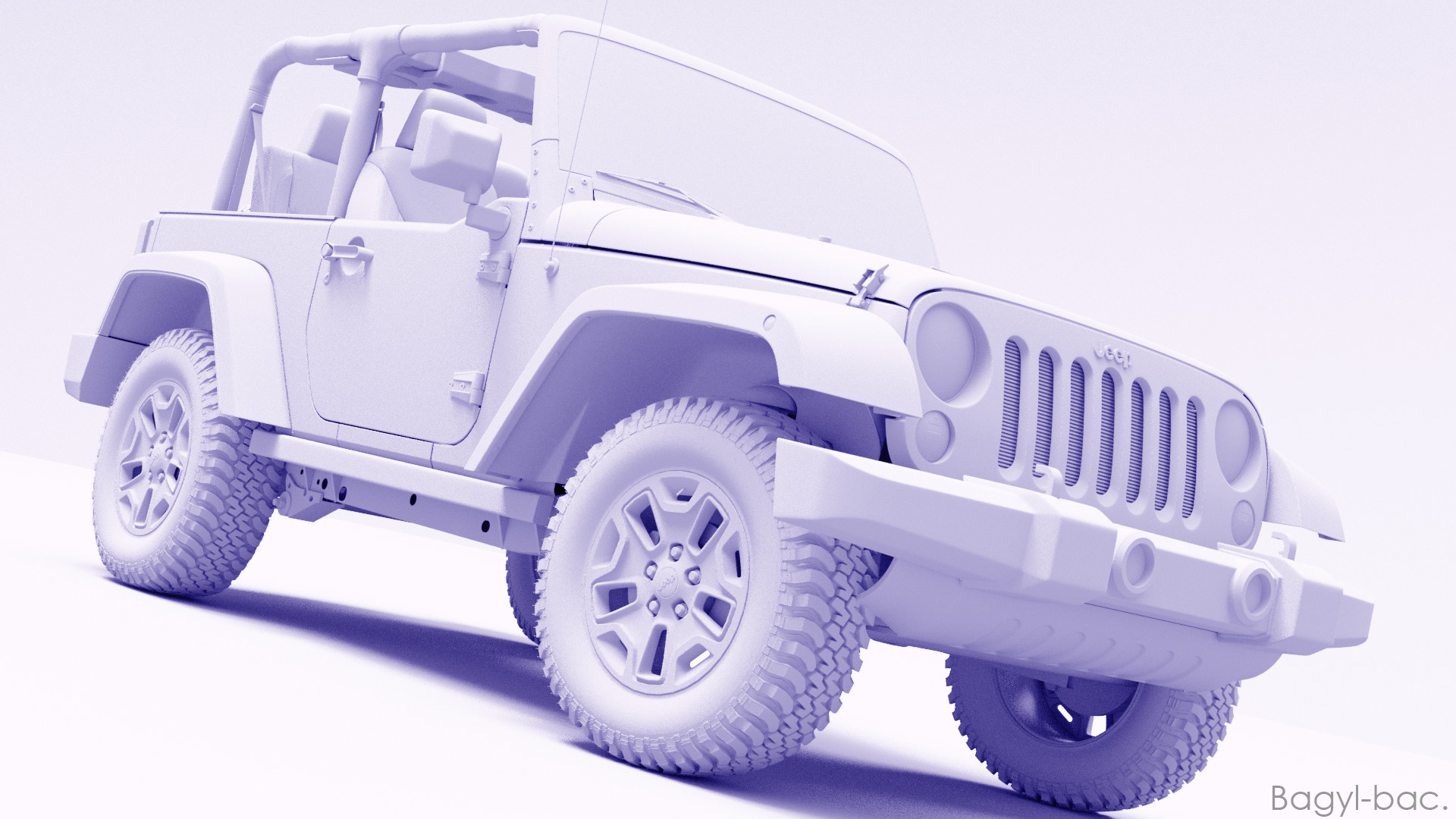 Winful Bagyl Bac Jeep Wrangler Cgm Course Renders