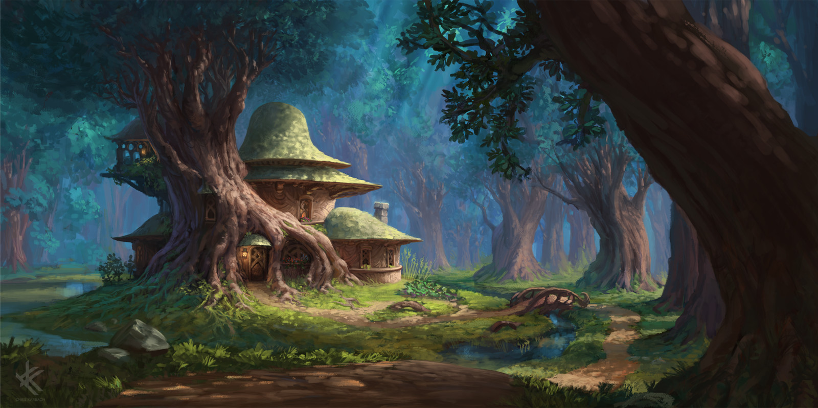 Rootbeard's House