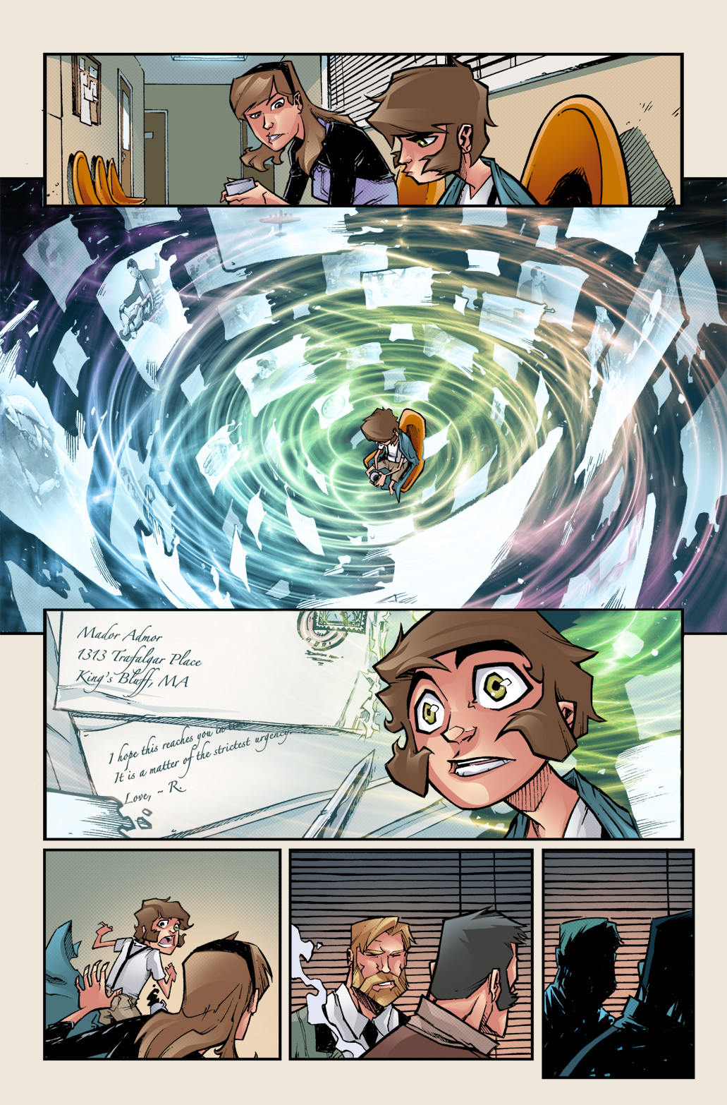 GONERS - #1, page22