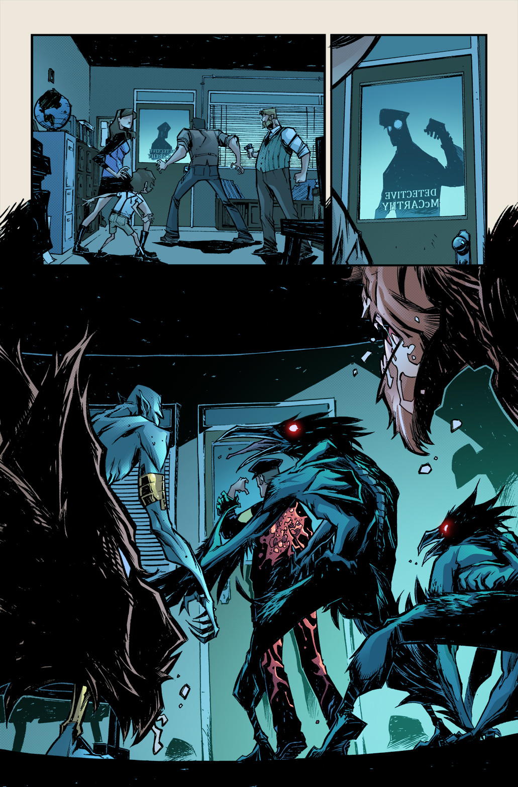 GONERS - #1, page 24