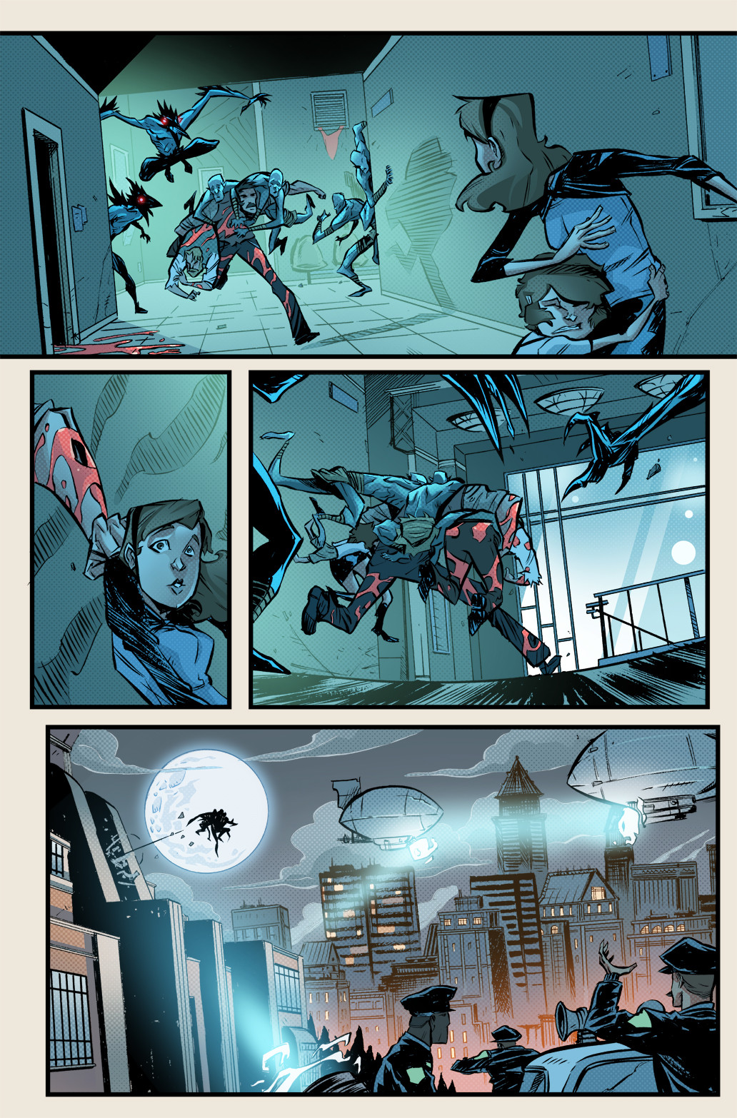 GONERS - #2, page 22