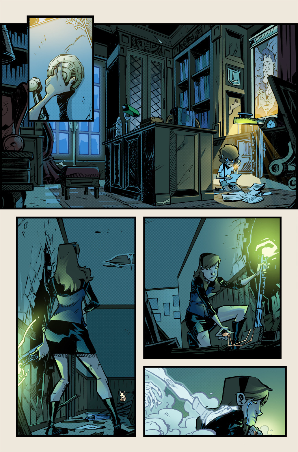 GONERS - #3, page 18