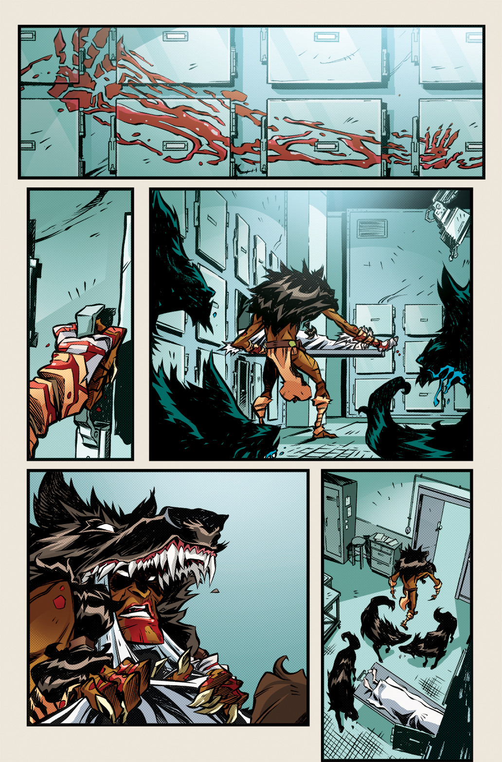 GONERS - #4, page 3