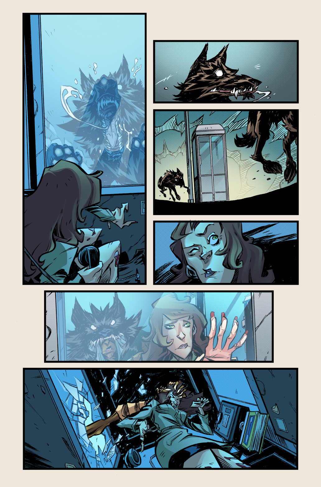 GONERS - #4, page 14