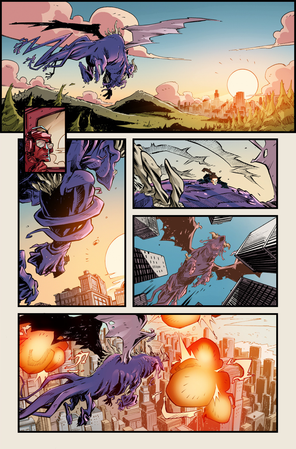 GONERS - #6, page 14