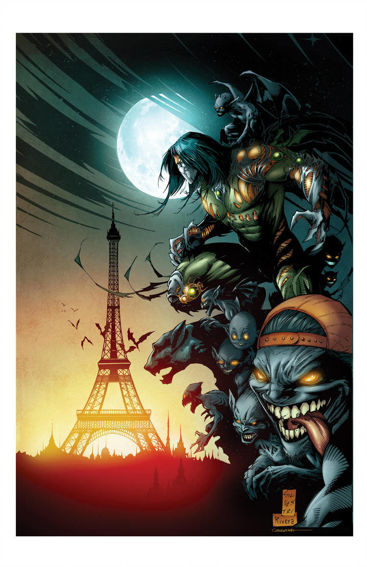 THE DARKNESS IN PARIS