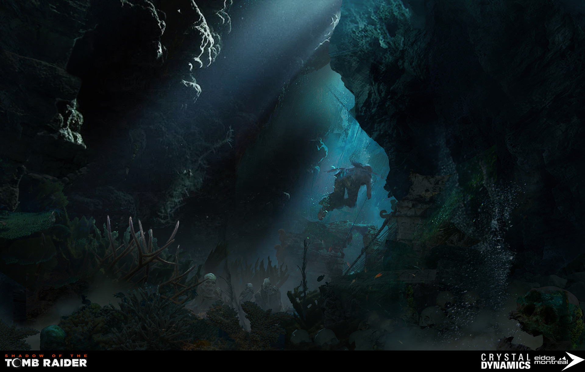 Blake rottinger underwater paintover revises