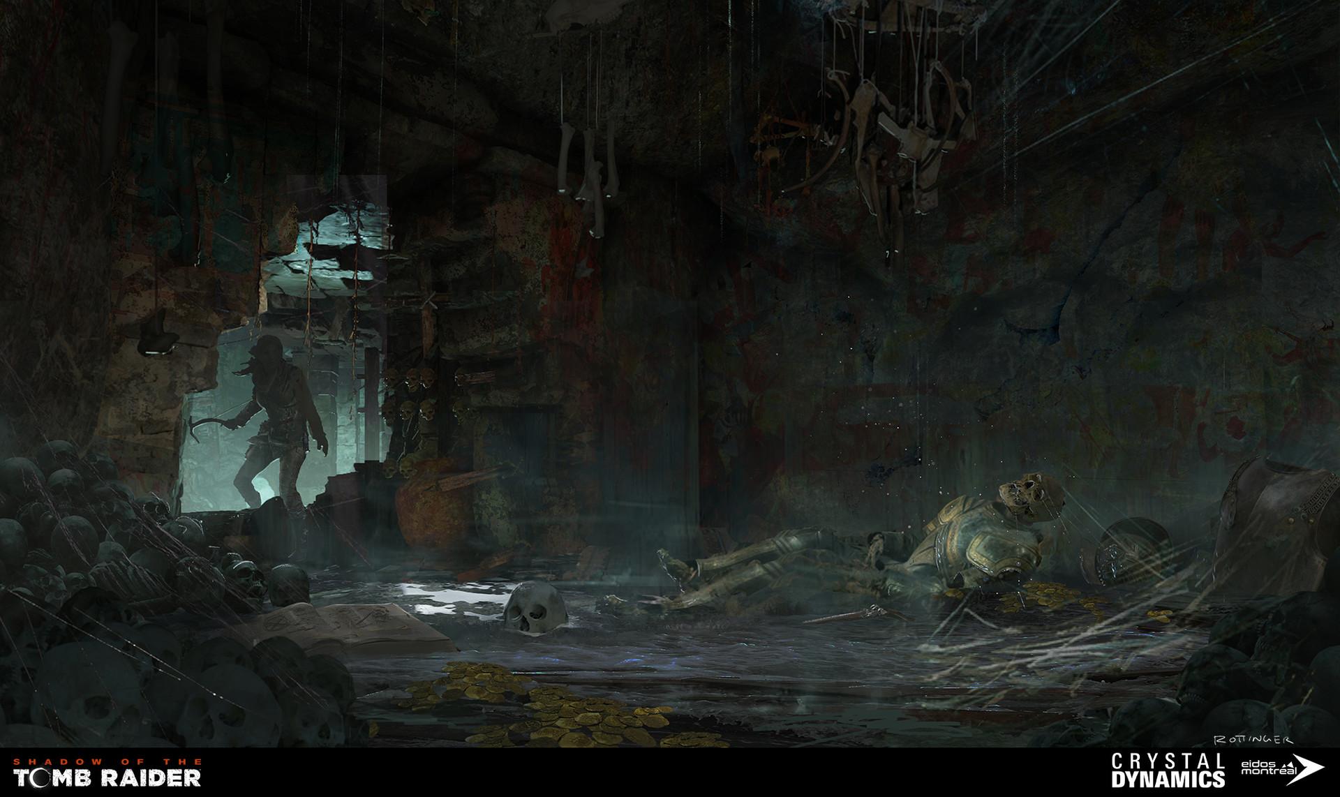 Blake rottinger mayan prison cell