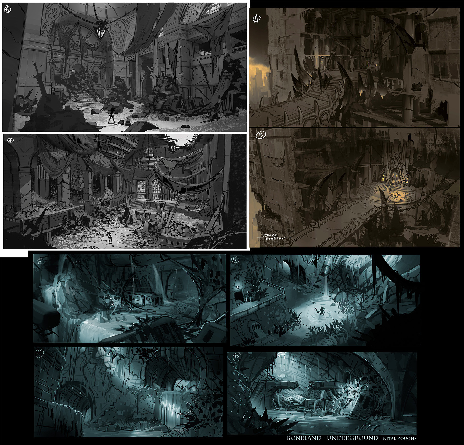 Daryl mandryk location roughs