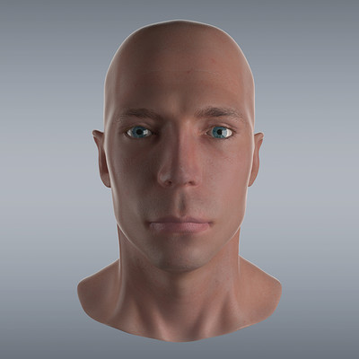 Beatriz morilla gomez modelado 3d texturizado anatomia beatriz morilla 01