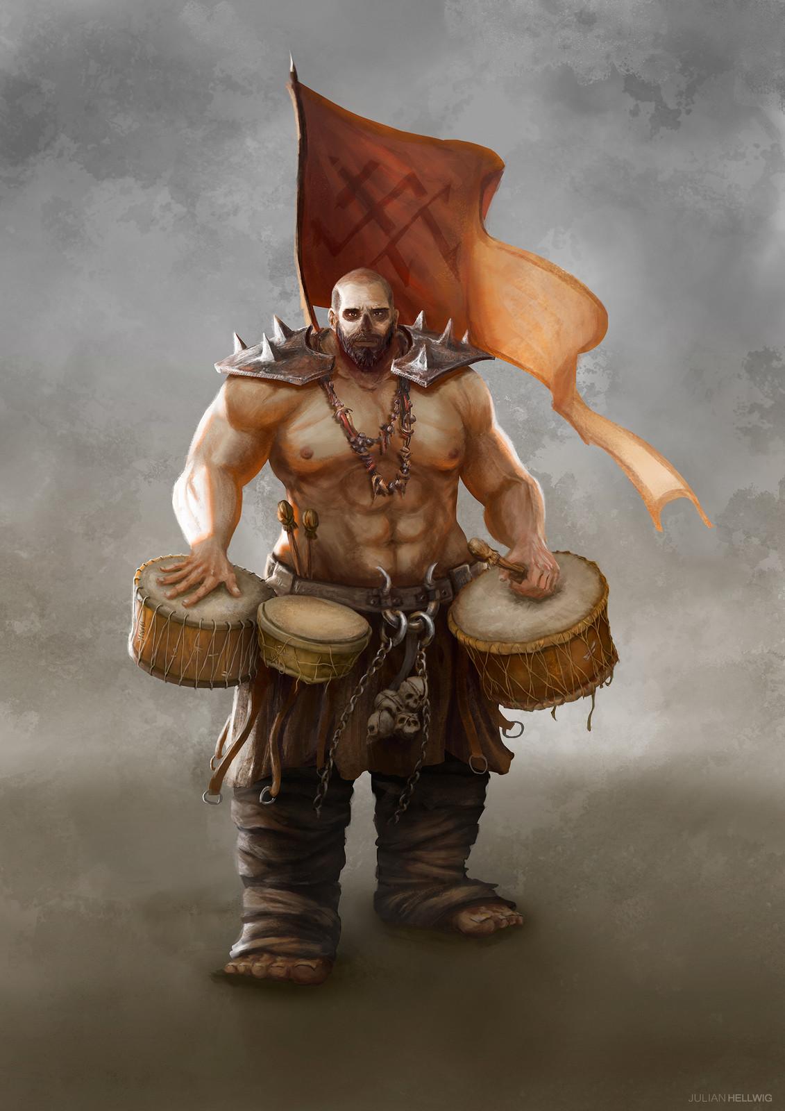 03 - Drummer