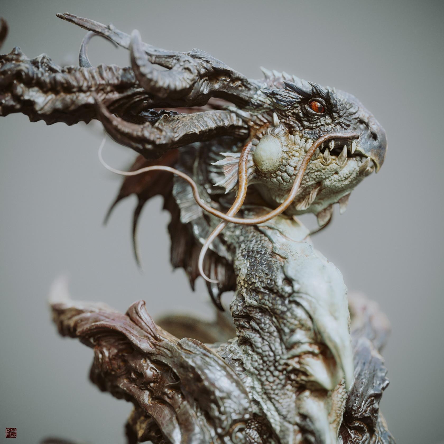 Zhelong xu chi dragon06