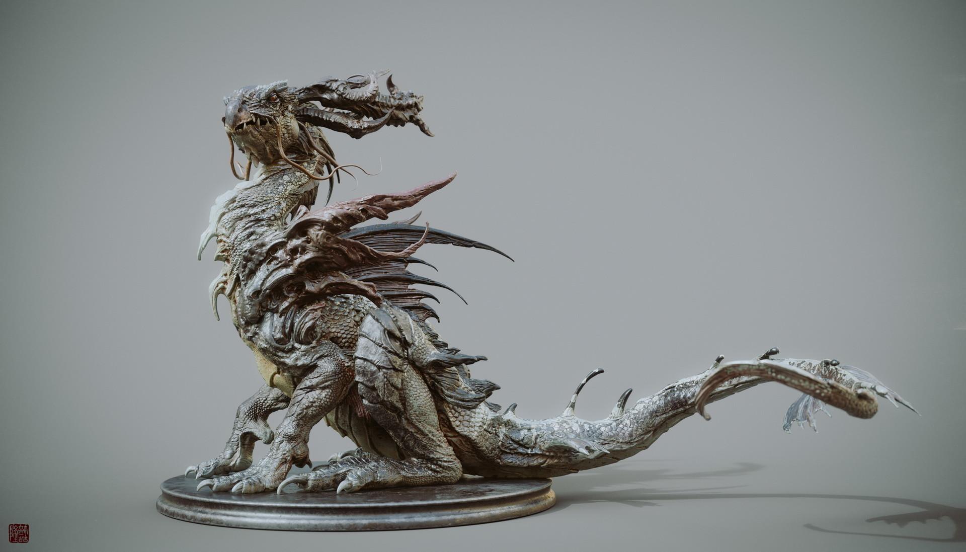 Zhelong xu chi dragon01