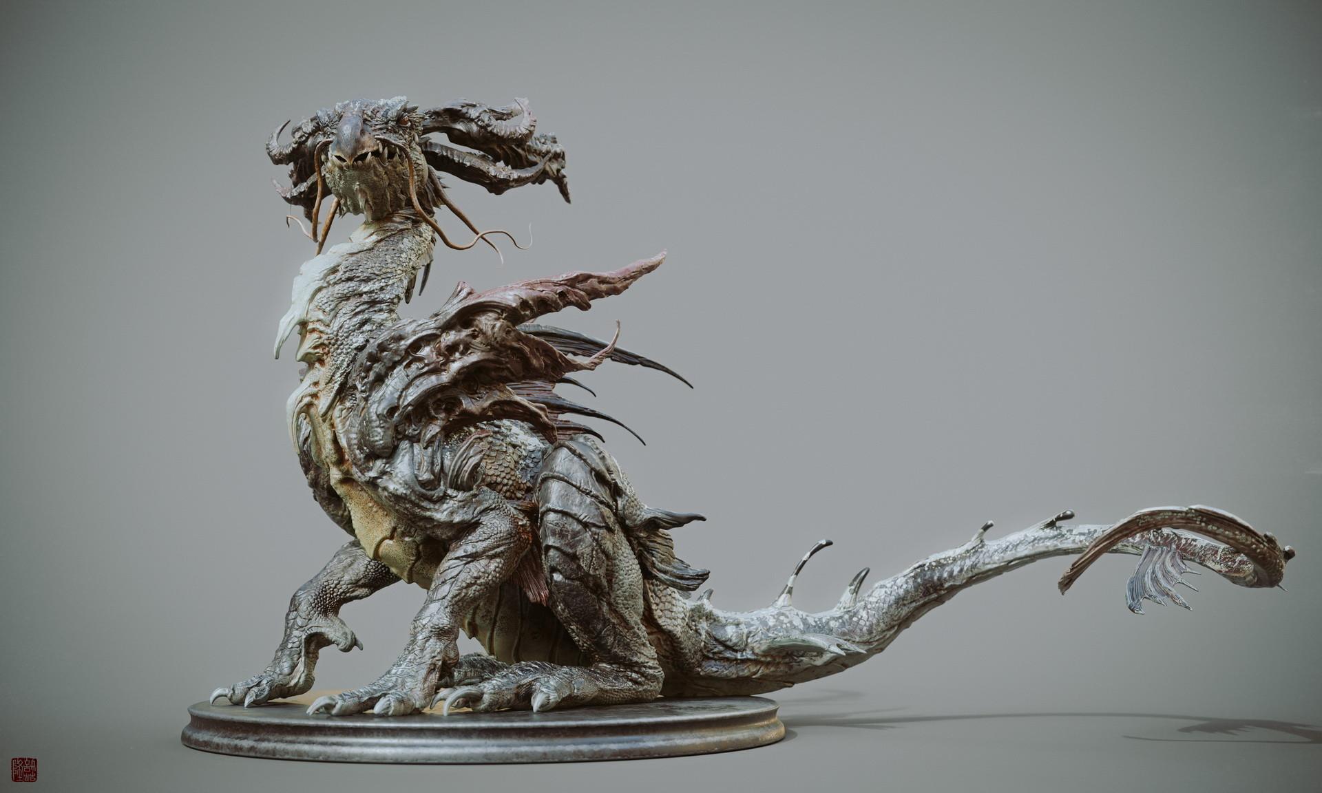 Zhelong xu chi dragon03