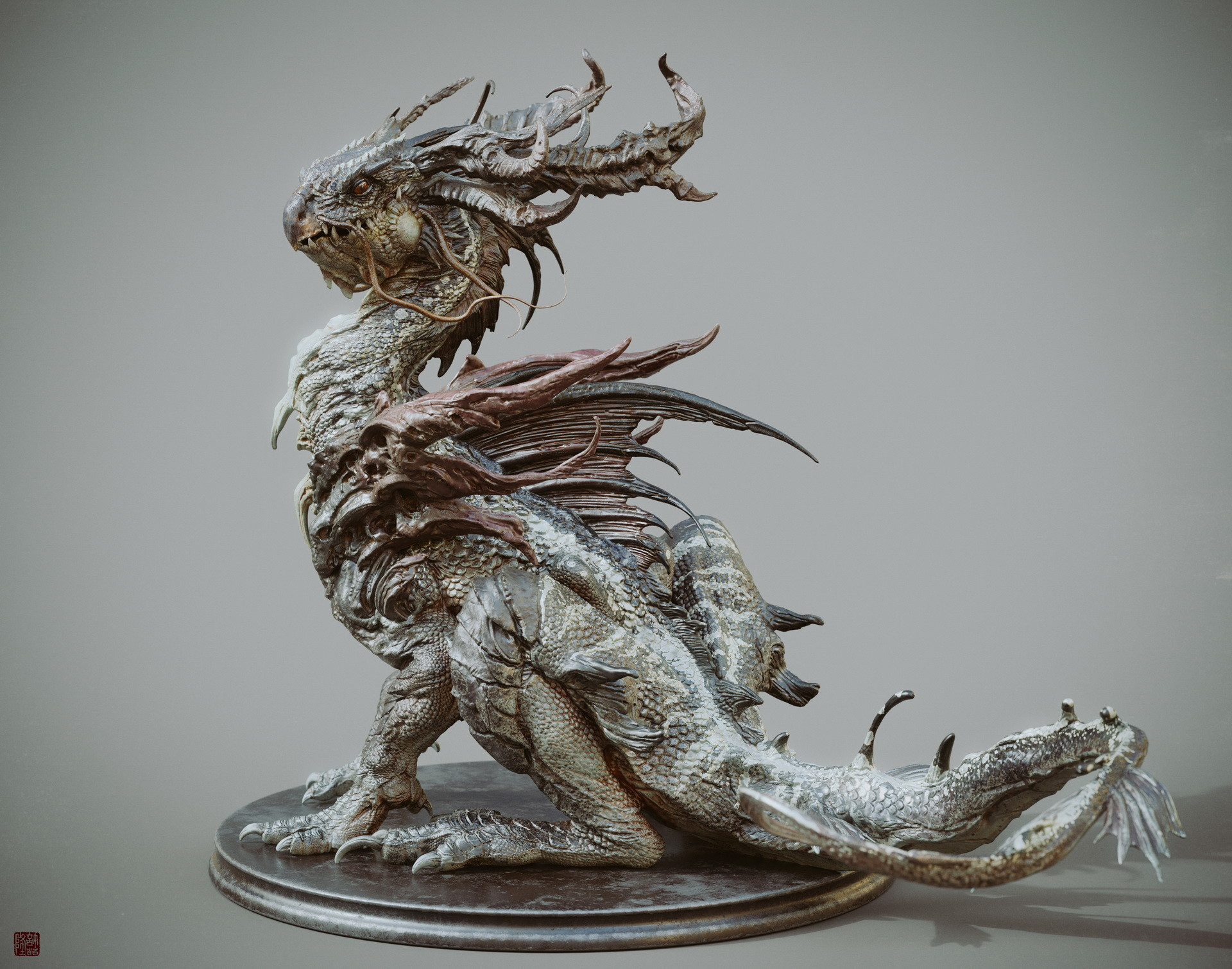Zhelong xu chi dragon04