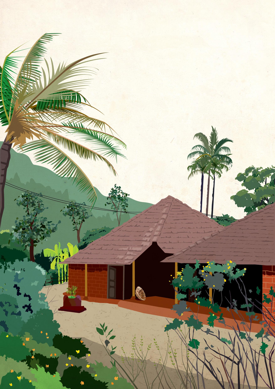 Rajesh r sawant konkan house 2 01