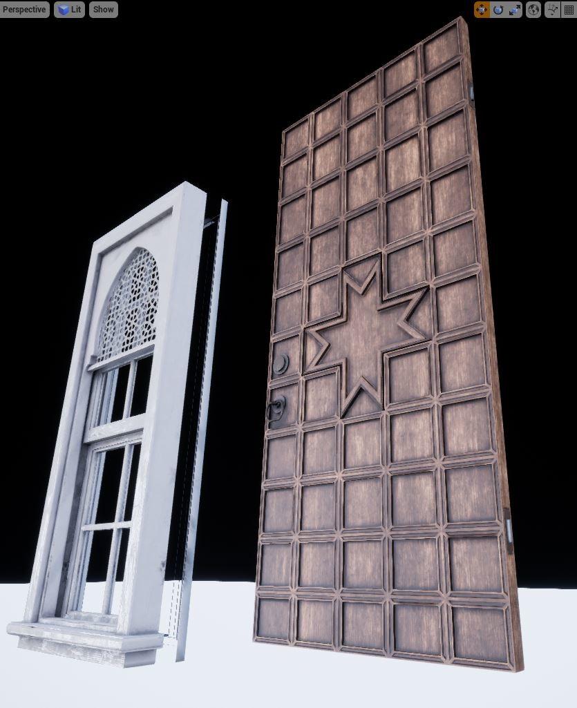 Terry hess arabicdoor exterior 01 ue4