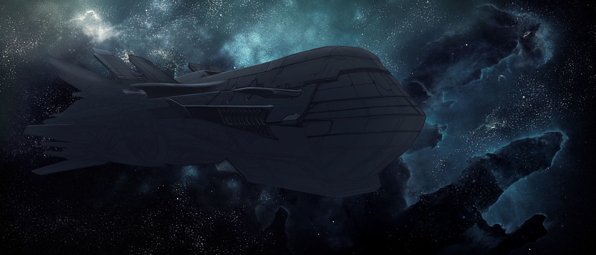 Kaithzer morejon nave espacio