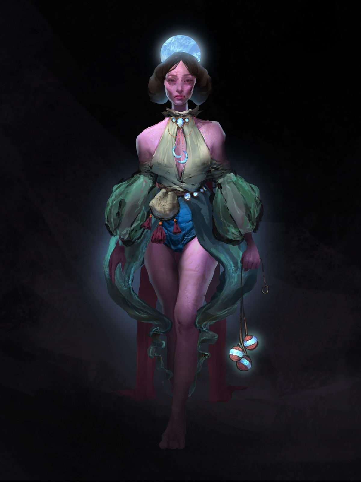 The Undead Princess