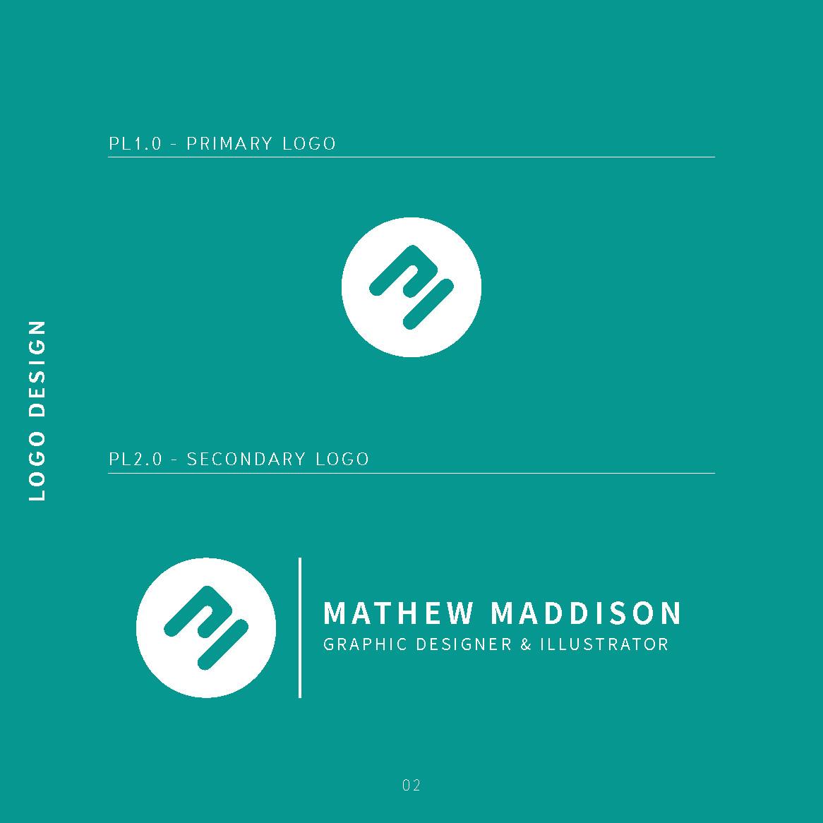 Mathew maddison mathew maddison identity guidelines page 4
