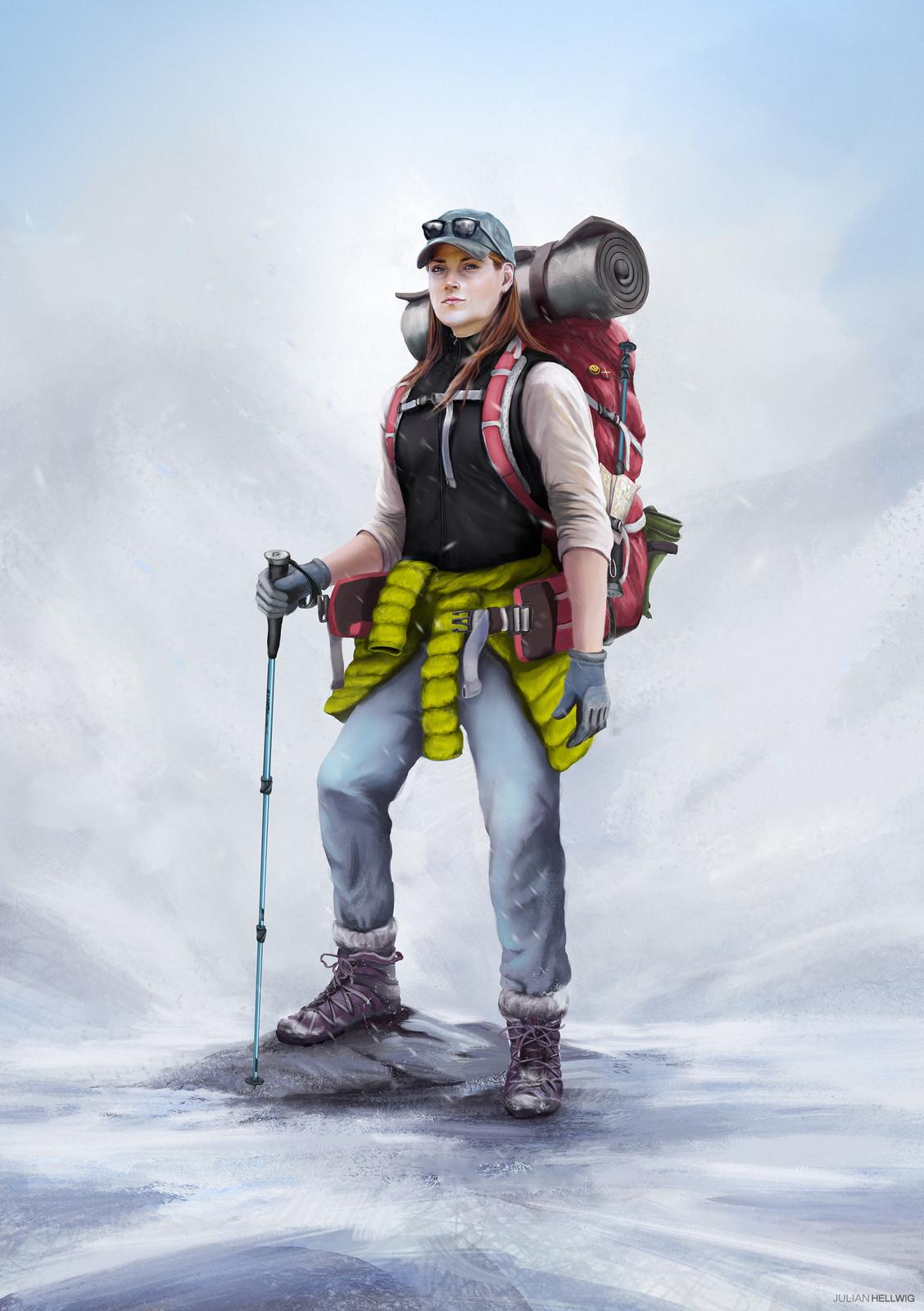 04 - Backpacker