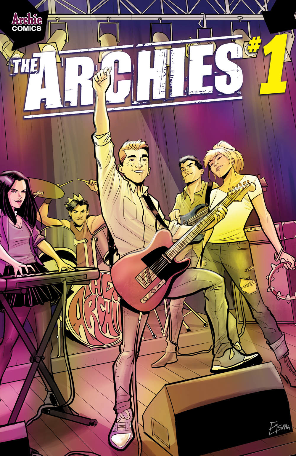 The Archies #1 cover