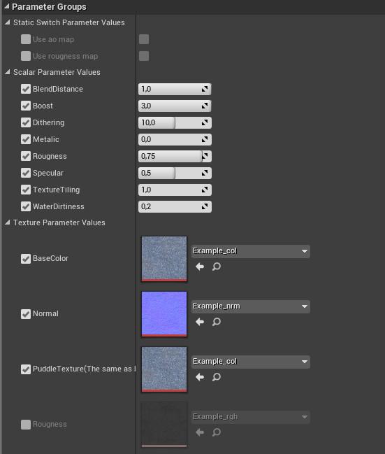 ArtStation - Unreal Engine 4 Ground Material Preset