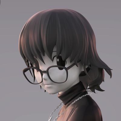 Masatomo suzuki hunterxhunter shizuku02