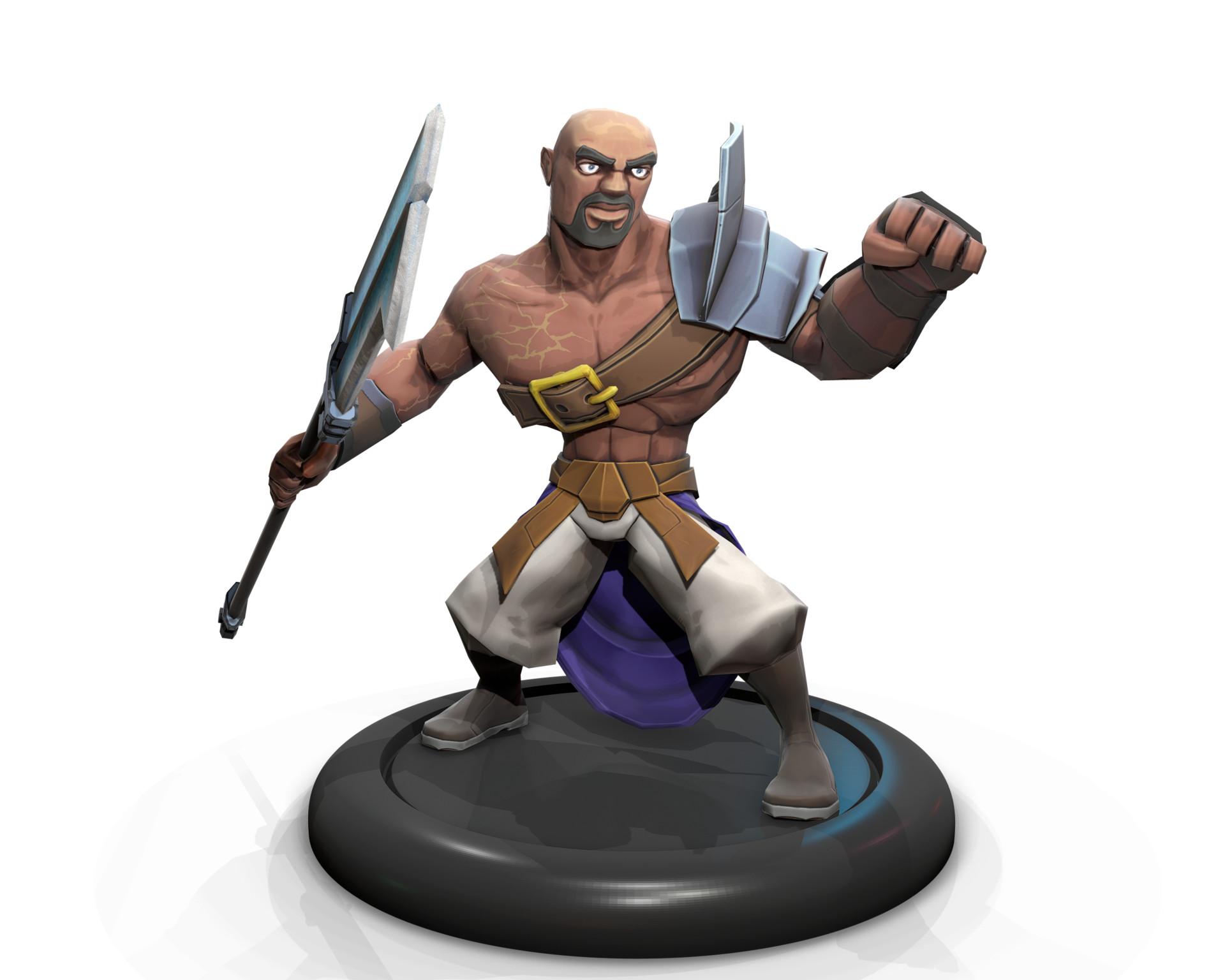 Nick bozarth kunorender 2
