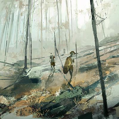 Jaromir hrivnac 20181113 forest02iii