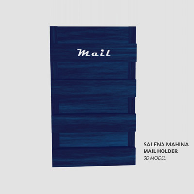 Salena mahina mail holder smahina
