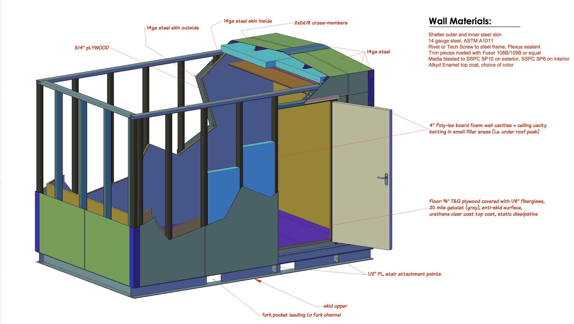 ArtStation - Assorted CAD work, Benjamin Turcotte