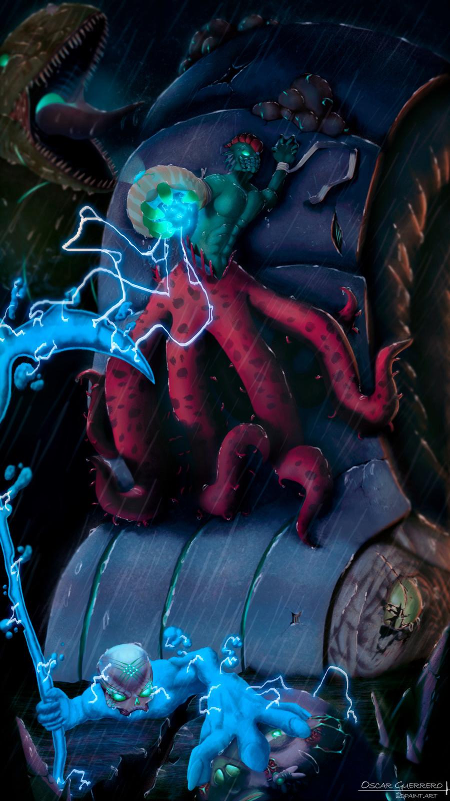 Prehistoric Necromancer