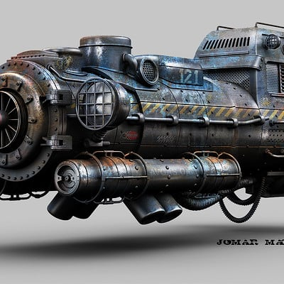 Jomar machado 159 steam hover machine