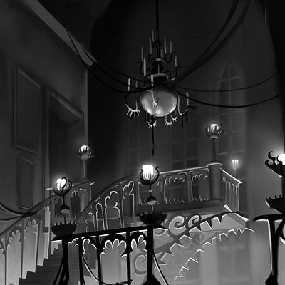 Horror Environment Design