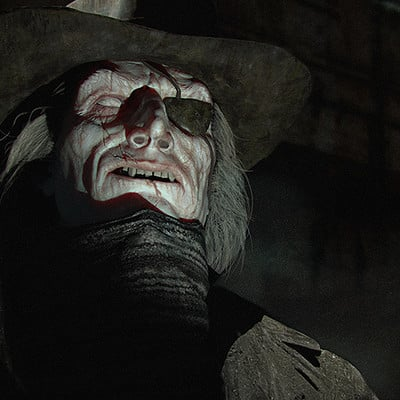 Juan hugo martinez vamp redemer