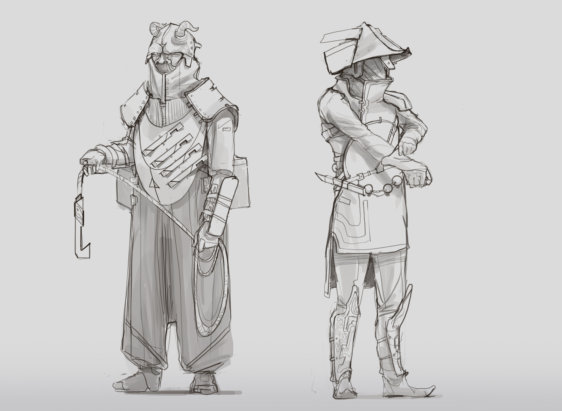 Edison moody character sketches 3