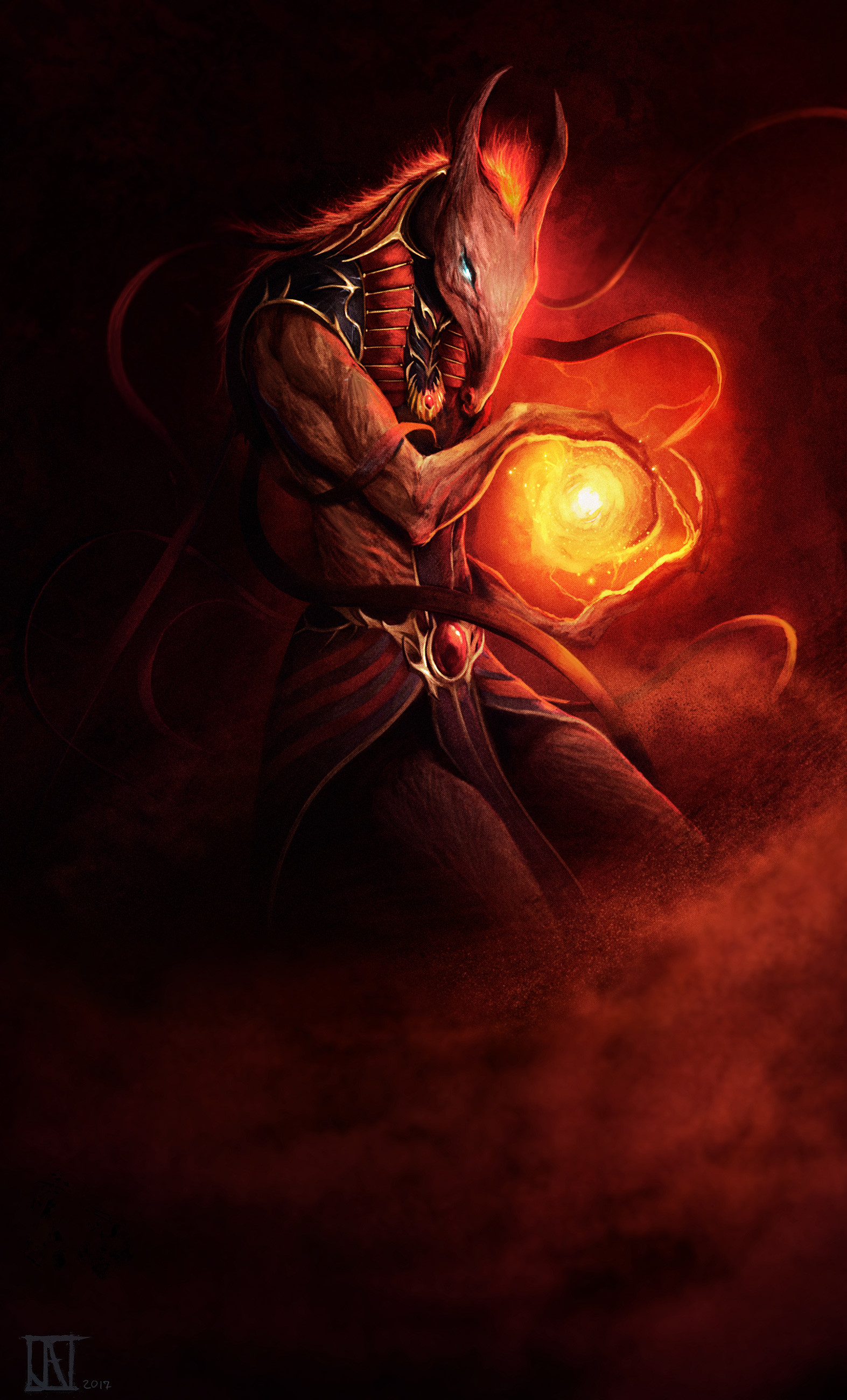 egyptian god of mischief