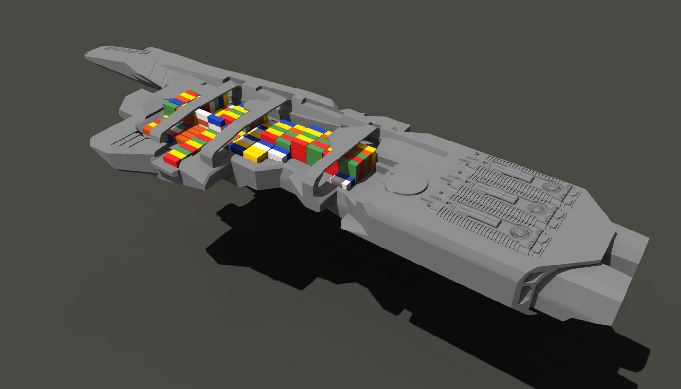 German impache geco carrier 2