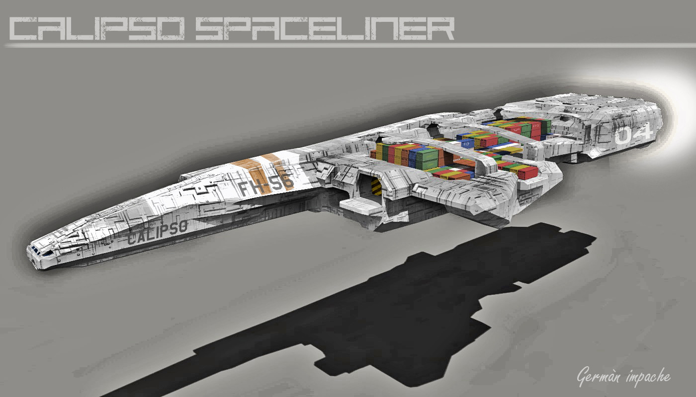 German impache geco carrier 3