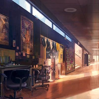 Andreas rocha schoolcorridor01