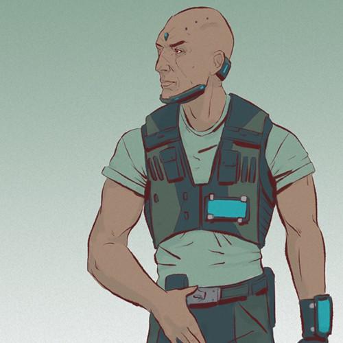 Christopher pigden character sample