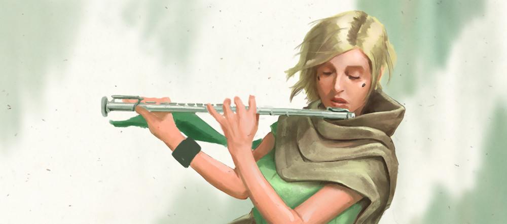 Christopher pigden chlode flute