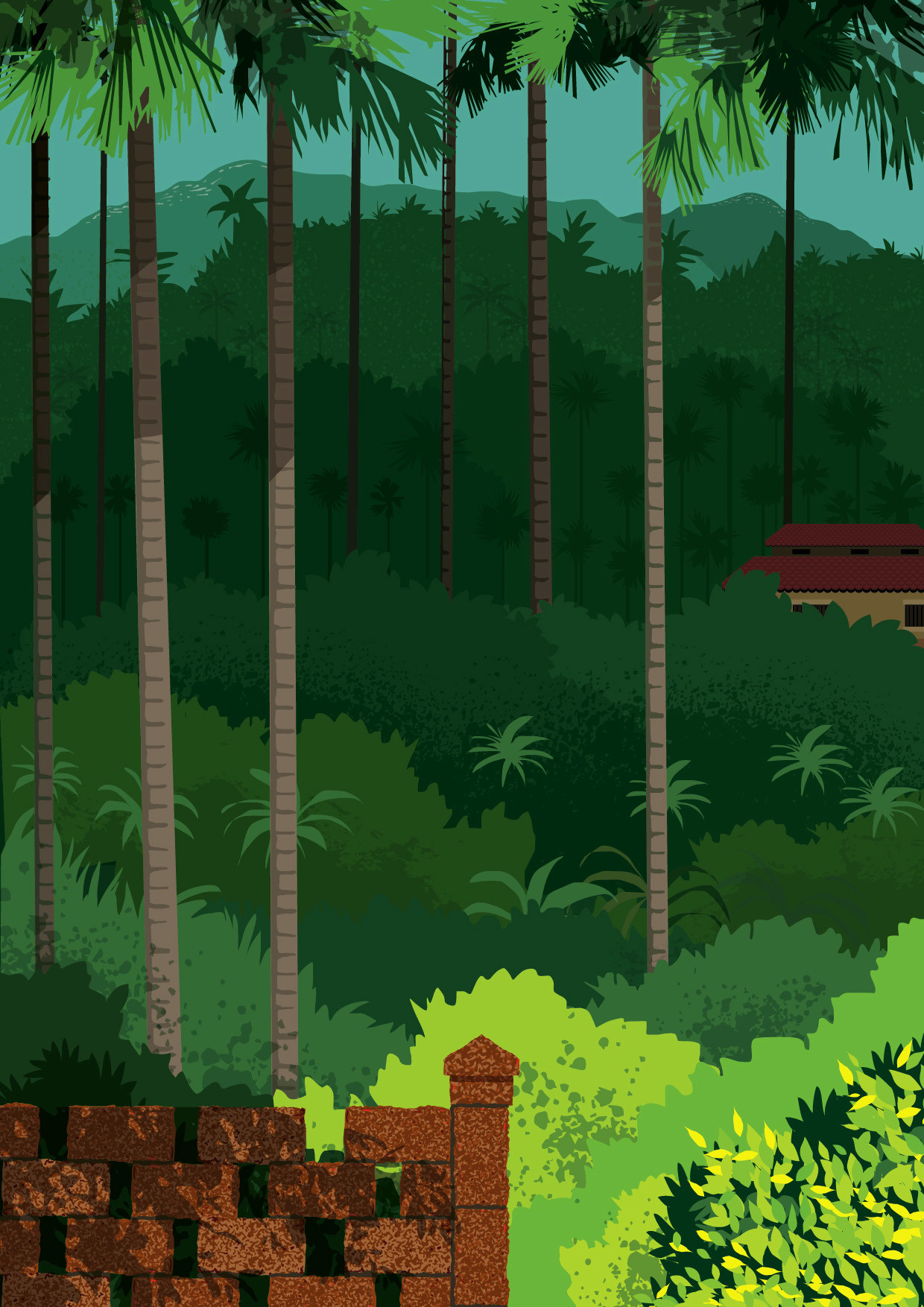 Rajesh r sawant supari trees 01