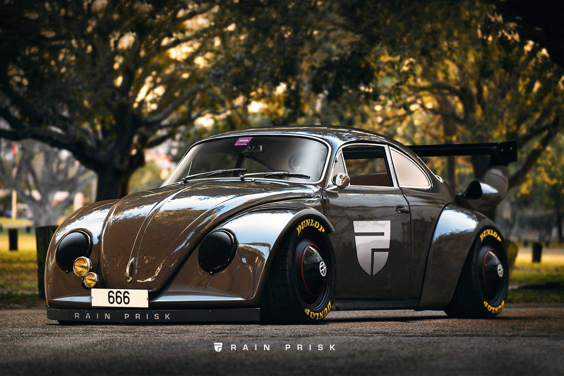 Rain prisk beetle 356