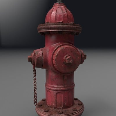 Nick bozarth hydrant render