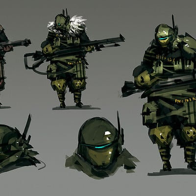 Benedick bana assault unit lores