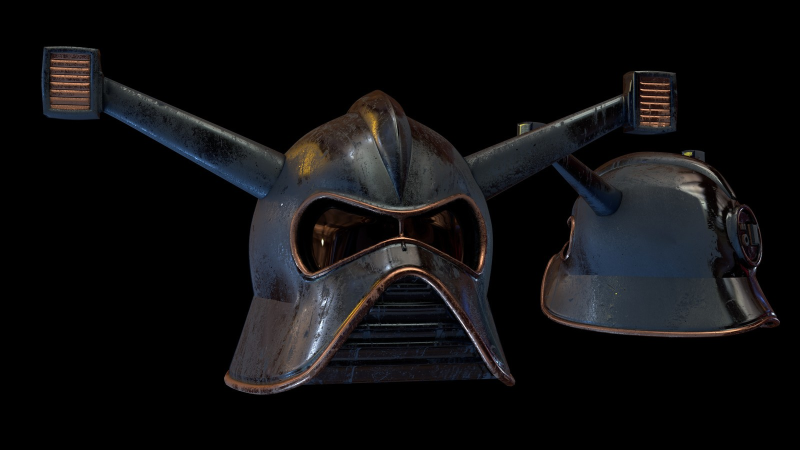 The V.C.s trooper helmet