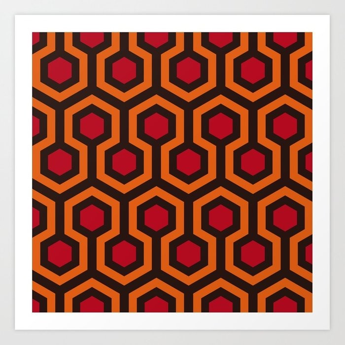 Steve rampton room 237 prints